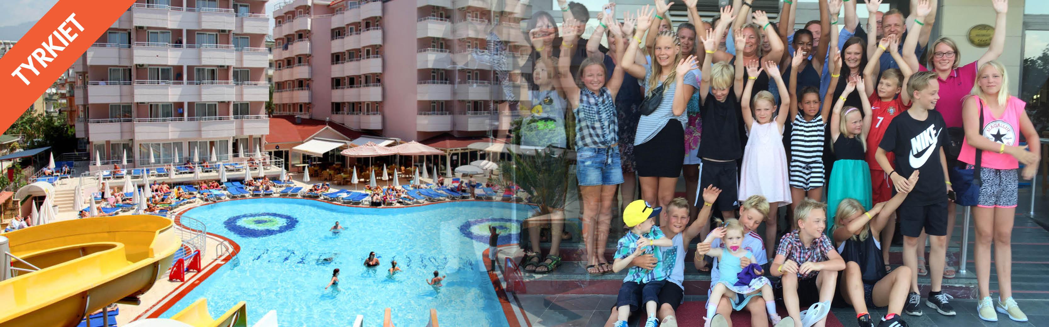 Singlerejser med børn til Kahya Hotel