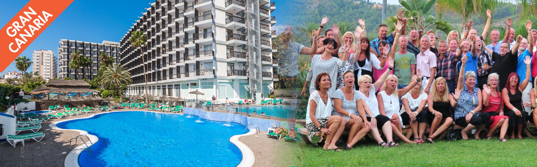 Singlerejser til Beverly Park på Gran Canaria med Rikkes Rejser