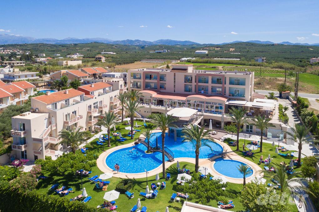 Singlerejser til Selini Suites på Kreta med Rikkes Rejser