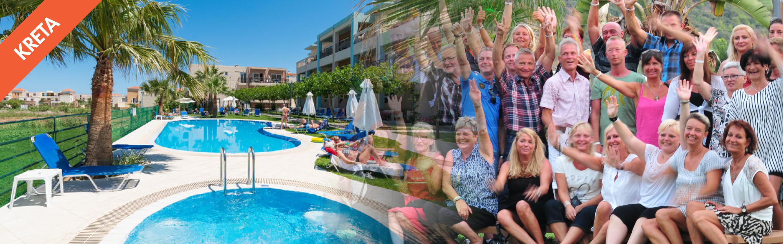 Singlerejser til Kreta med Rikkes Rejser